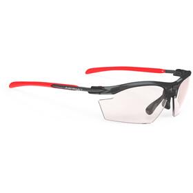 Rudy Project Rydon Gafas, negro/rojo